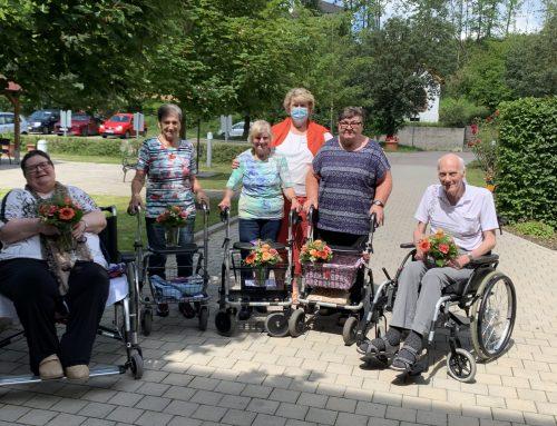 Unser neuer Bewohnerbeirat im Senioren-Zentrum St. Johannes