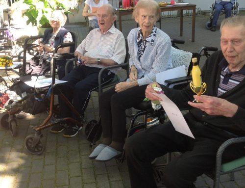 Sommerolympiade im Vitalis Senioren-Zentrum Lukas