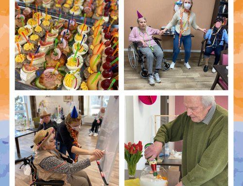 Tolles Faschings-Programm im Senioren-Zentrum Reinhardswald