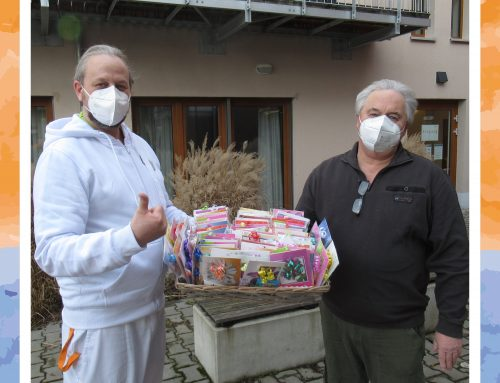 Tolle Überraschungen im Senioren-Zentrum St. Thekla