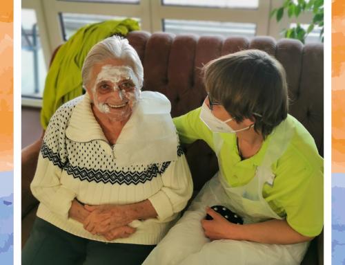 Wellness-Tag im Senioren-Zentrum St. Martin