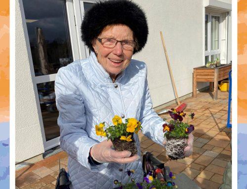 Frühlingsgefühle in den Vitalis Senioren-Zentren!