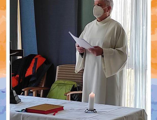 Sonntagsgottesdienst im Senioren-Zentrum Maria Magdalena
