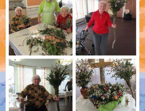 Ostertradition im Senioren-Zentrum St. Martin