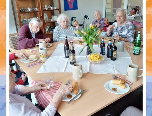 Stammtisch im Senioren-Zentrum Corbinian