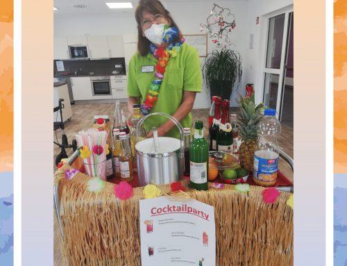 Cocktailparty im Vitalis Senioren-Zentrum Reinhardswald in Grebenstein