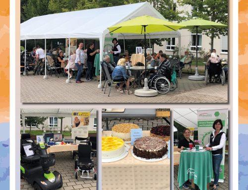 Tag der offenen Tür im Senioren-Zentrum Bernhard