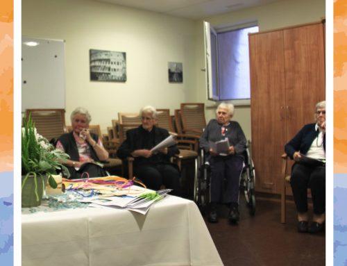 Gedenkfeier im Senioren-Zentrum St. Martin