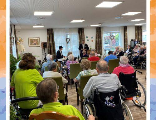 Konzertnachmittag im Vitalis Senioren-Zentrum Reinhardswald in Grebenstein
